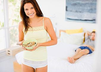 здоровое питание - злаки