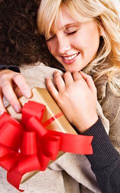 Как получать от мужчин подарки