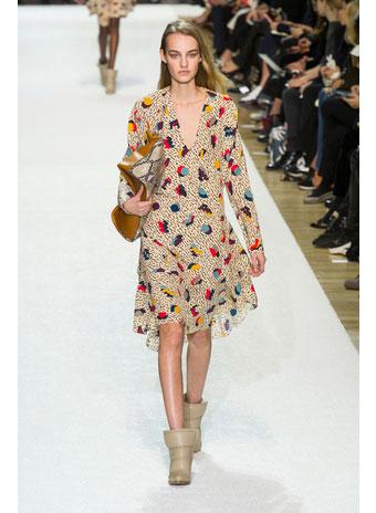 Вечерние шифоновые платья: длинные модели «в пол» продолжают быть в тренде