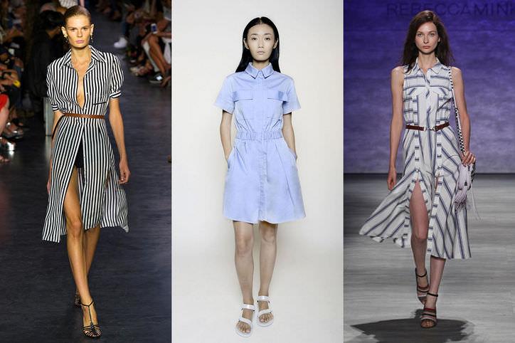 Платья и рубашки 2015