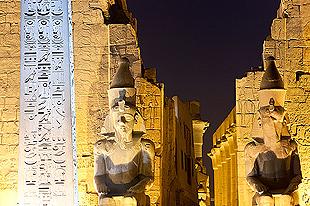 храм, египет