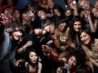 Как хорошо выглядеть после вечеринки