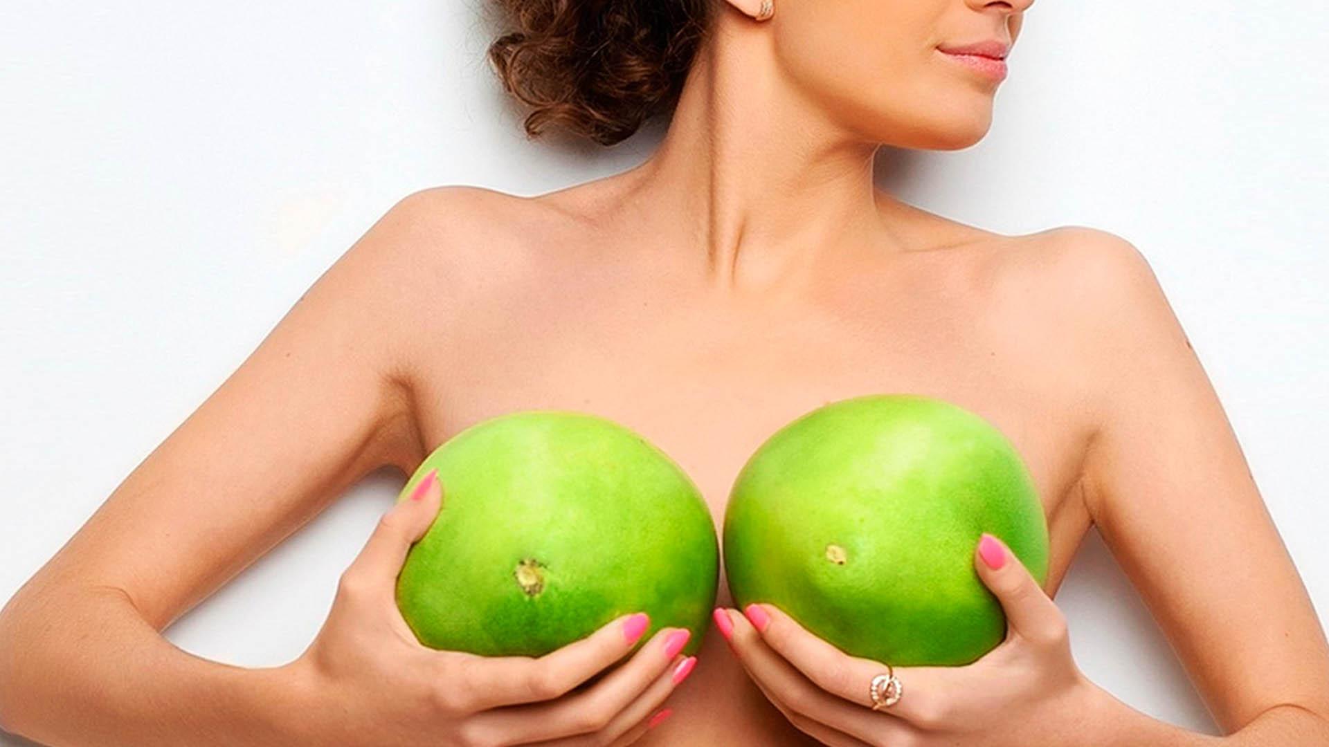 можно ли увеличить грудь в домашних условиях