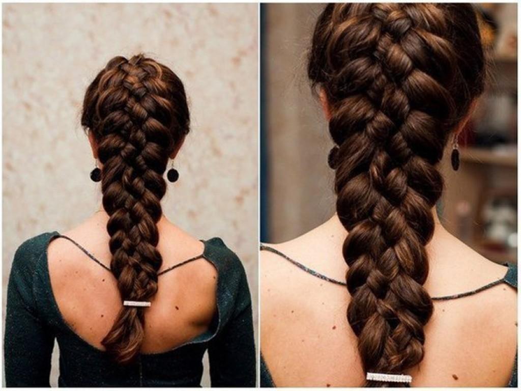 Как сделать французские косы фото 496