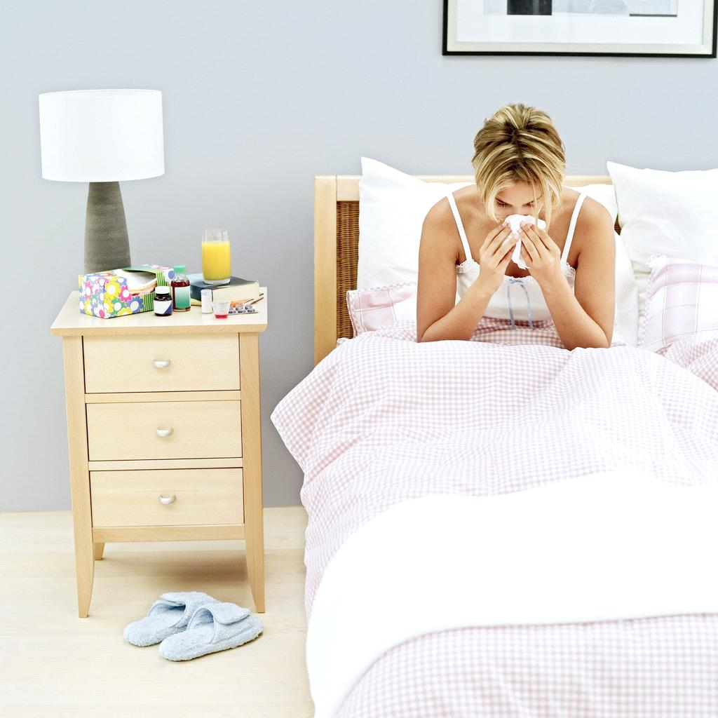 Беременность после простуды 14 фотография