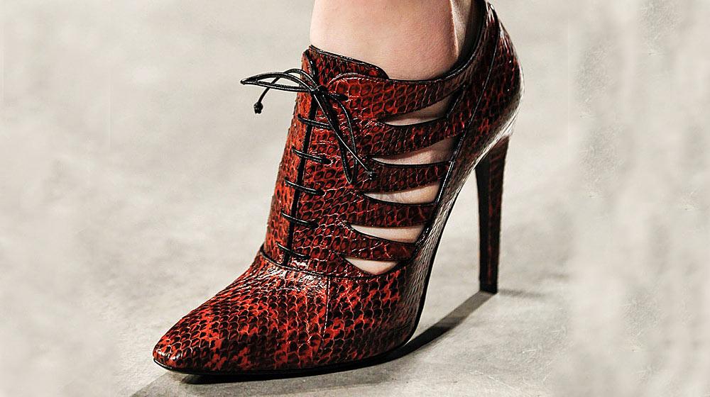 Модная обувь сезона осень зима 2014 2015