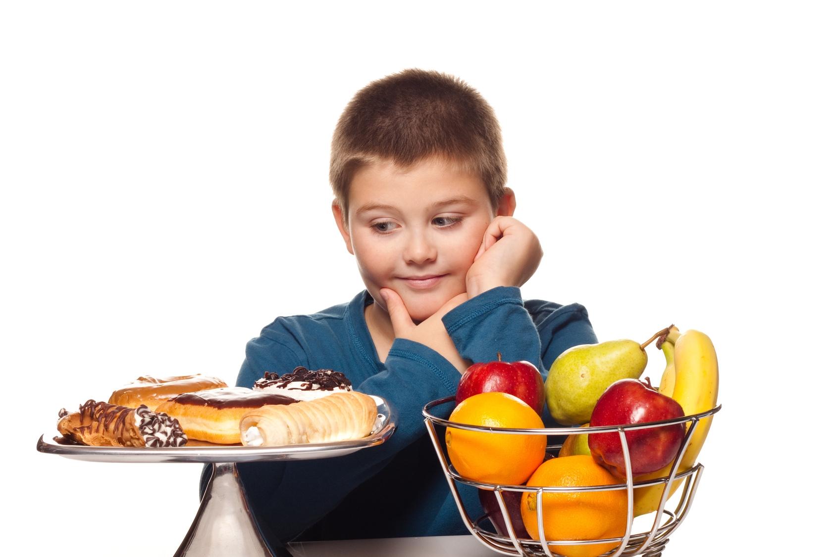 как похудеть детям в 12 лет