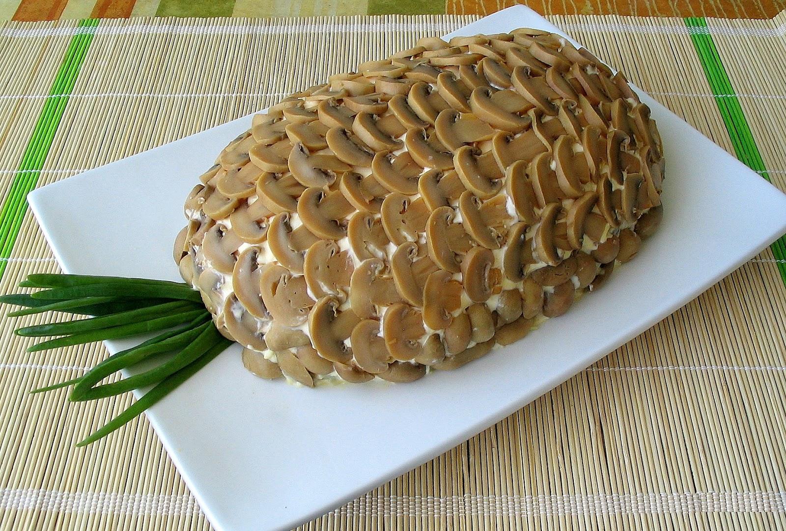 Простой вкусные салаты с ананасом рецепты с фото