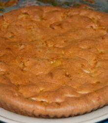 тесто, пирог, форма