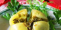 Рецепт зеленых помидоров