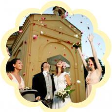 свидетельницы на свадьбу