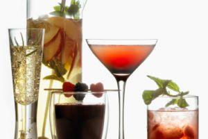 7 простых коктейлей с шампанским