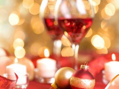 Накрываем новогодний стол в год Дракона 2012