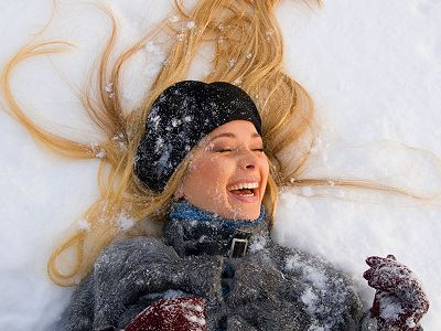 Уход за волосами, лицом и руками зимой