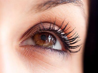 глаза, девушка, веки, ресницы