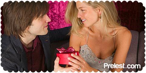Как получать подарки от мужчин