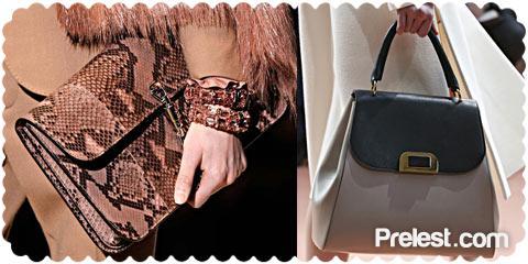 Модные сумки: тенденции сезона осень-зима 2014-2015 новые фото