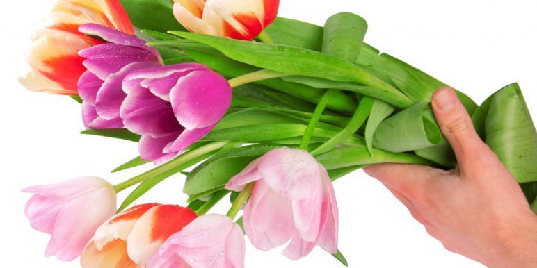 С праздником Весны - днем 8 марта!