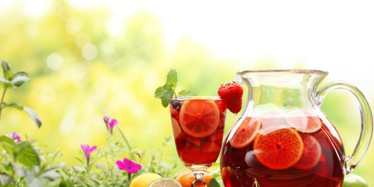 Пять самых летних прохладительных напитков для офиса и дома