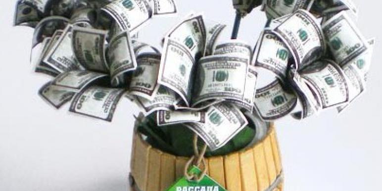 Как подарить деньги на свадьбу: 7 оригинальных идей