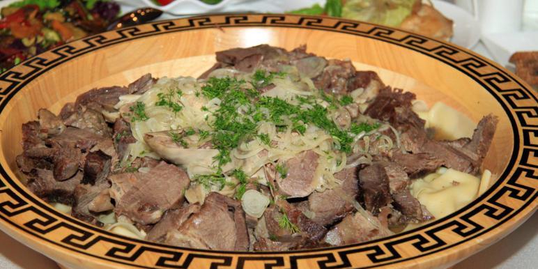 Блюда киргизской кухни