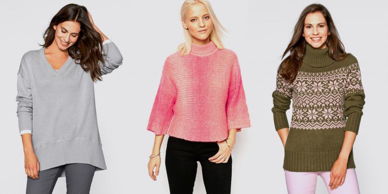 Где купить пуловер и толстовку