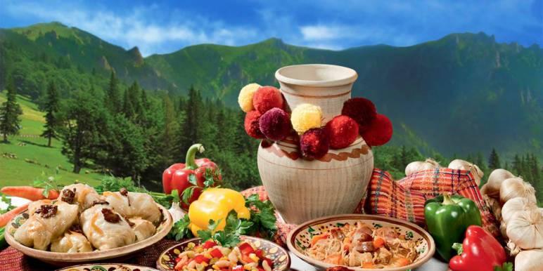 Блюда цыганской кухни