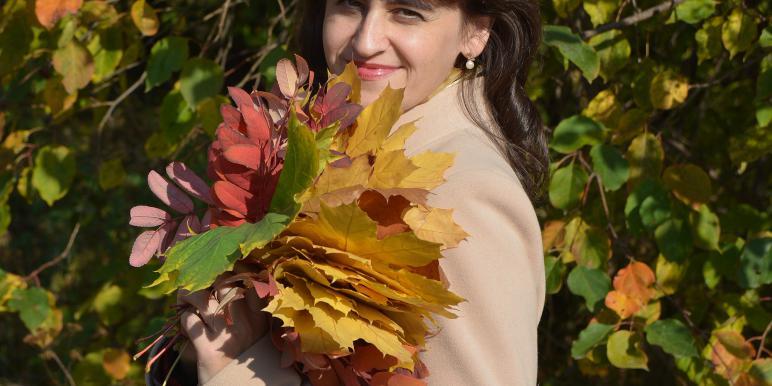 Фотоконкурс «Мисс Осень-2014»