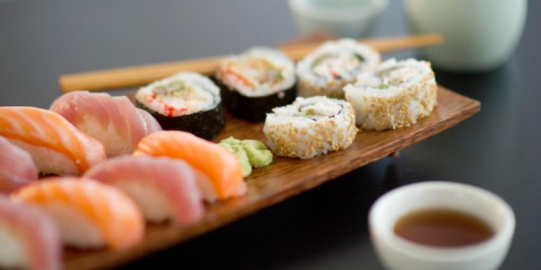 11 традиционных блюд японской кухни
