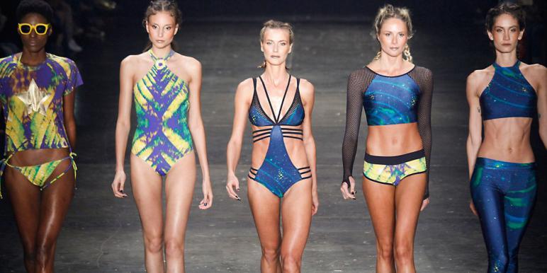 Модные и стильные купальники 2017 для женщин