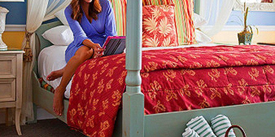 5 интересных идей по обустройству уютной спальни