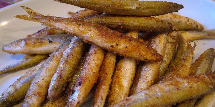 Блюда народов Севера (якутская, нанайская, карельская, чукотская кухни)