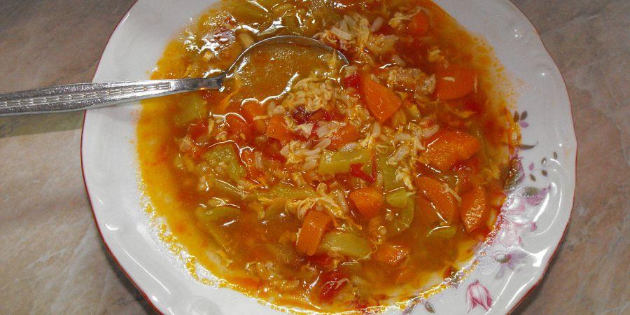 Курбат-чорба (болгарское блюдо)