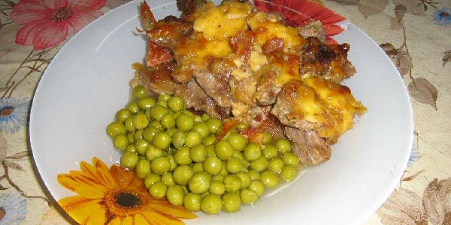 Мясо по-французски - вкусный рецепт. Правила приготовления мяса по-французски.