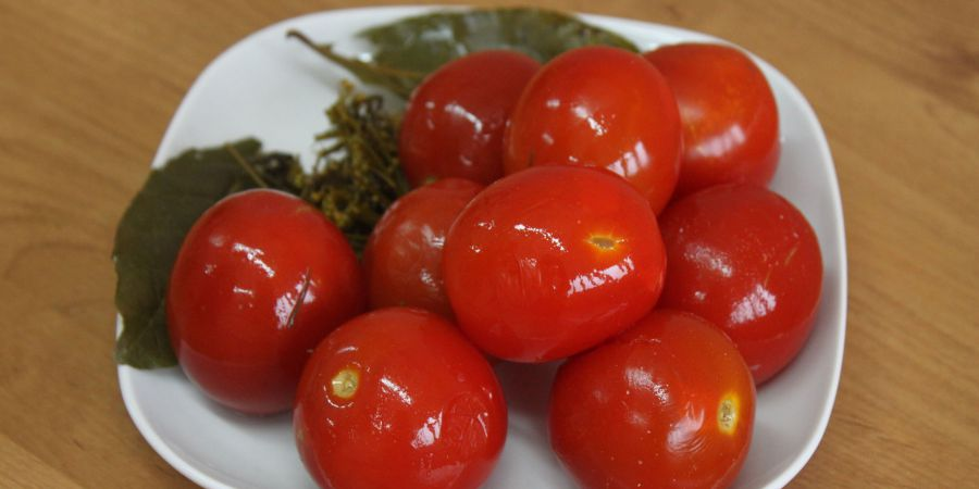 Засолка помидоров (заготовки на зиму)
