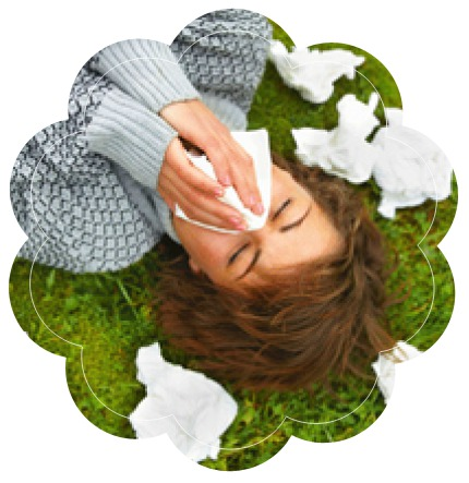 Аллергия - симптомы, причины, лечение
