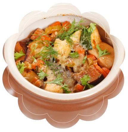 Рецепты овощи с мясом в горшочках в духовке рецепт