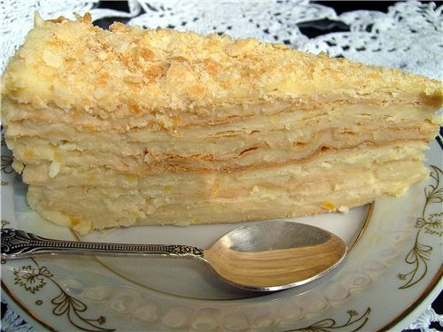 торт ,,наполеон,,