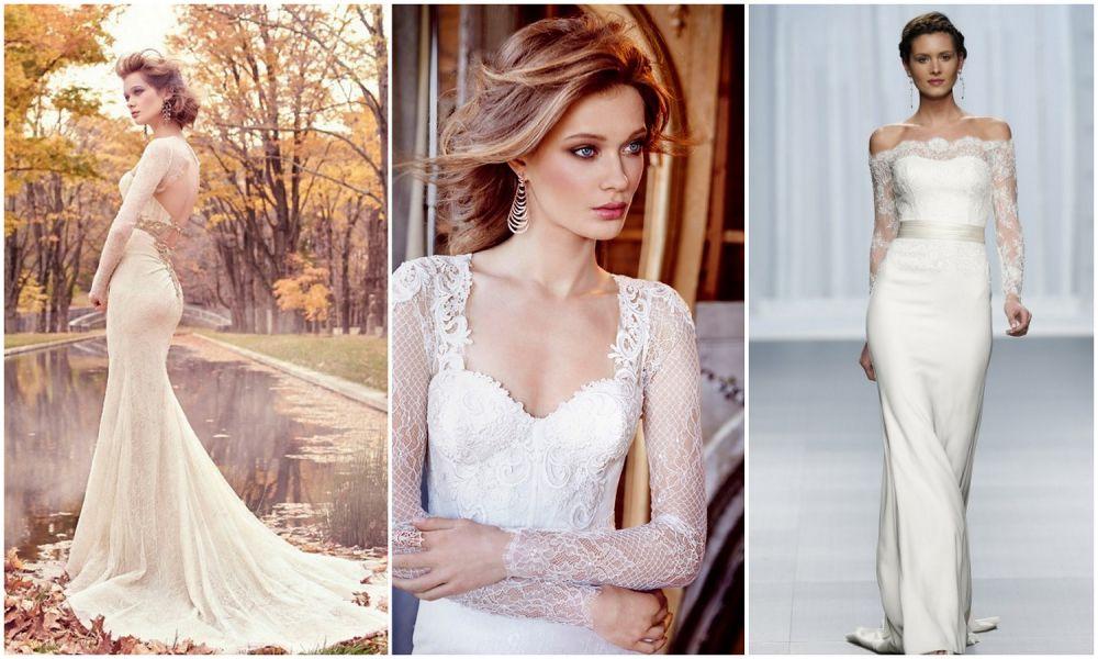 2fa08950dfe Свадебные платья 2016. Самые модные свадебные платья коллекции 2016