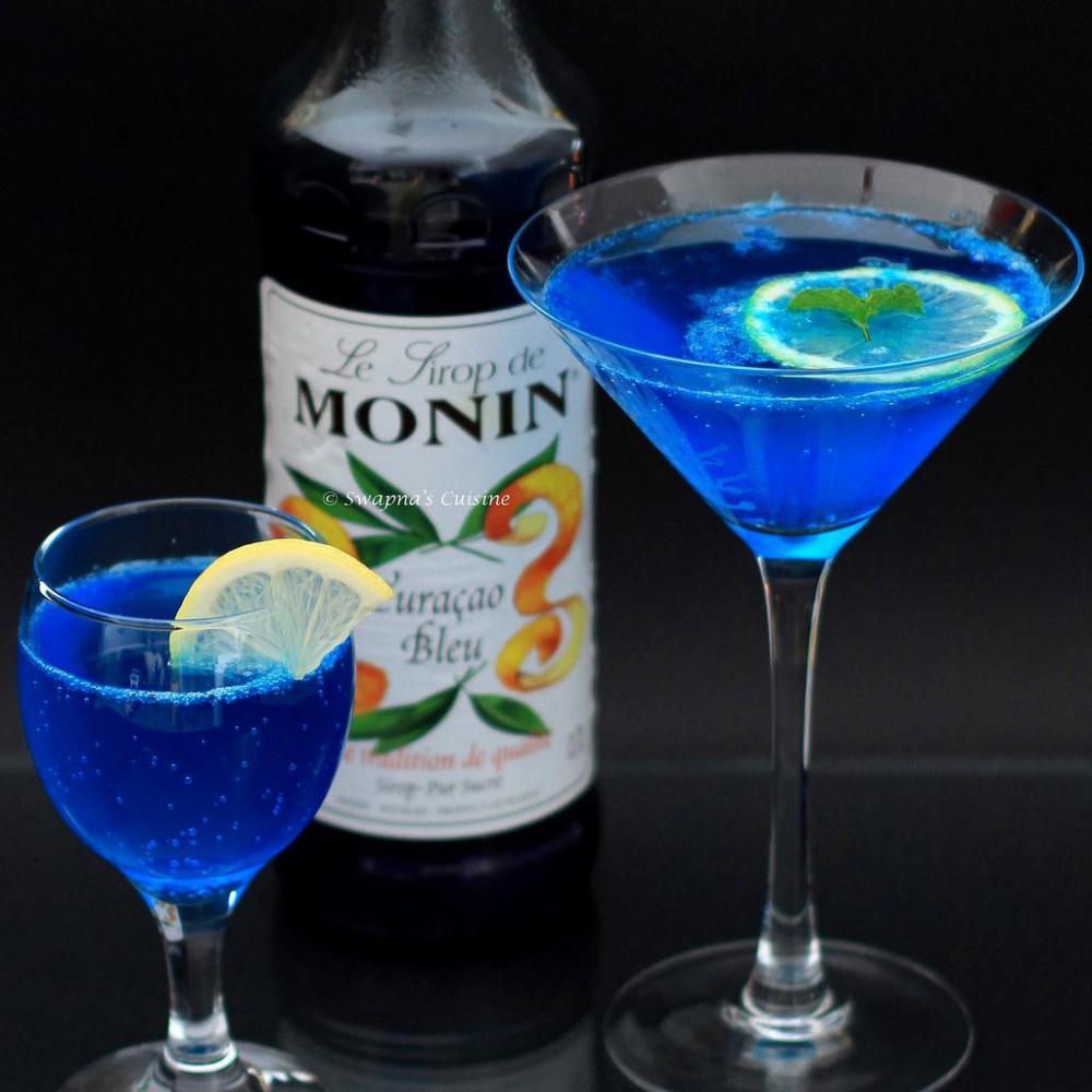 Как сделать коктейль голубая лагуна, рецепт - Рецепты - Wday 41