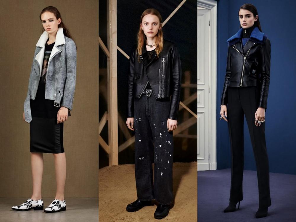 какие куртки будут в моде осенью 2016