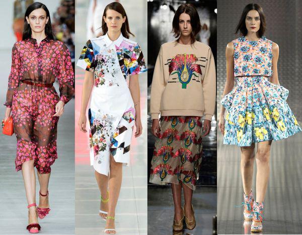 70bde56360c модные платья лето 2016