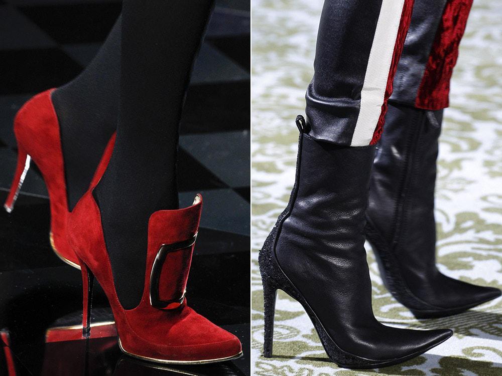 42e0a745544 Модная обувь осень-зима 2016-2017. Какая обувь будет в моде осенью ...