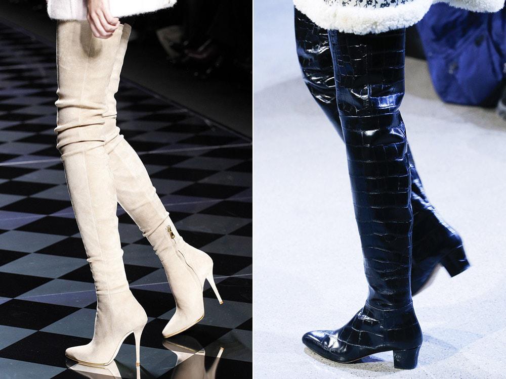 какая обувь будет в моде осенью 2016