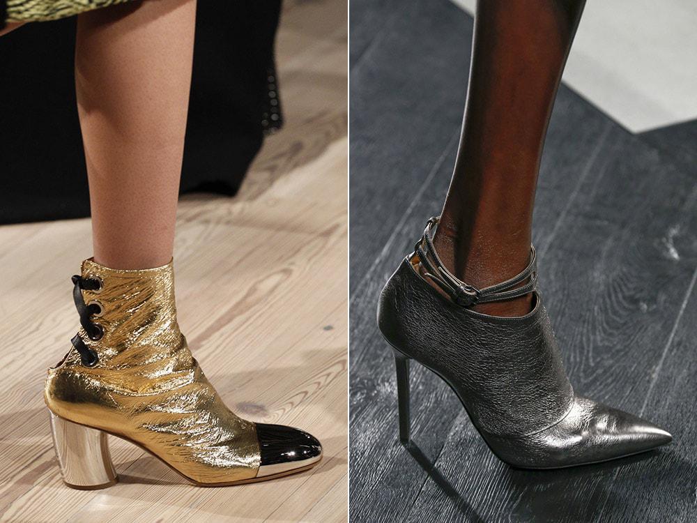 модная обувь осень-зима 2016-2017