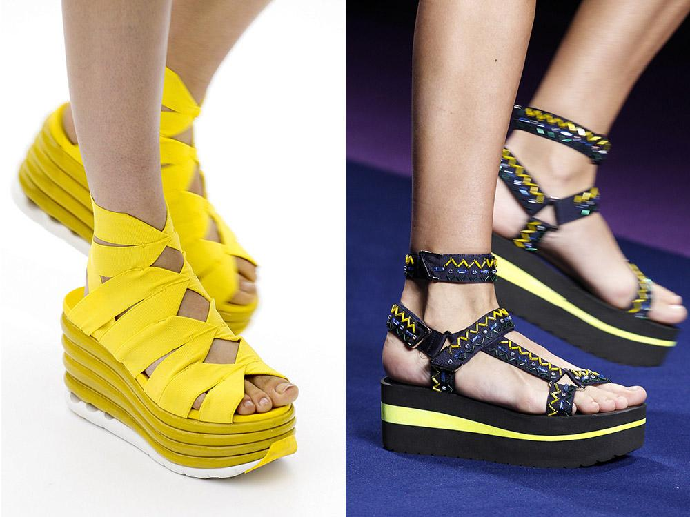 Модная обувь весна-лето 2017 2b3e763014e