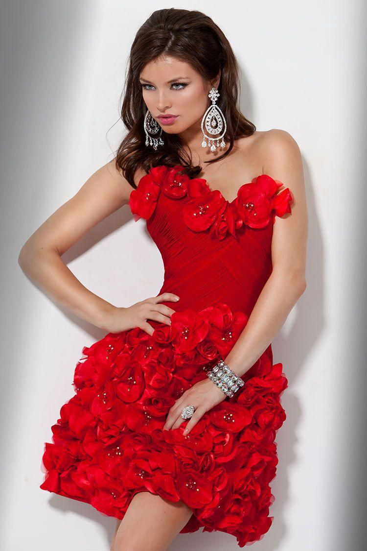 Что значит красный цвет платья