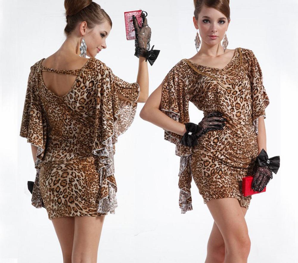 Струящиеся короткие платья