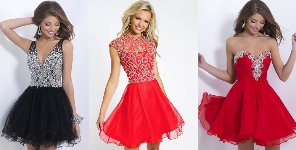 Лучшие платья на праздник