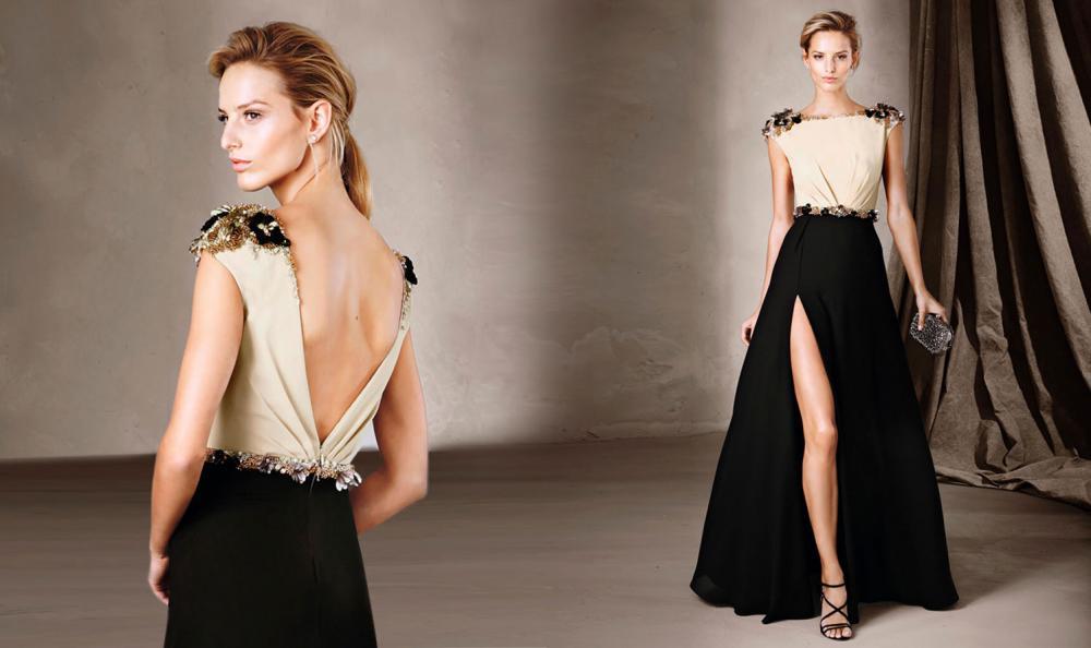 Красивые модные платья 2017